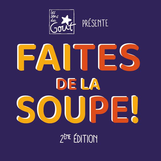 Logo faites de la soupe 2021